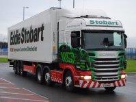 samochód cieżarowy Scania