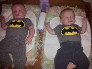 Dwójka niemowlaków