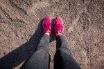 różowe buty