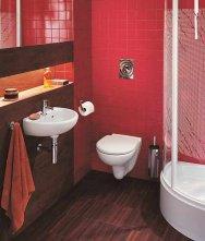 Łazienka w rozmiarze XS